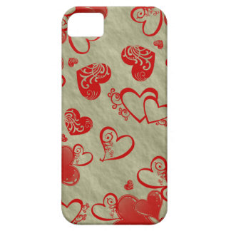 Floating Hearts iPhone 5 Barely There Case iPhone 5 Case