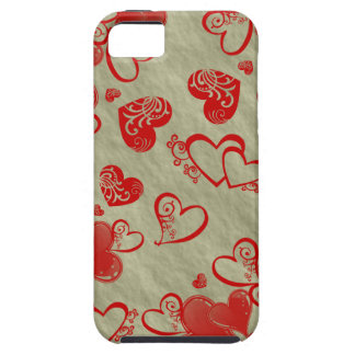 Floating Hearts iPhone 5 Tough Case iPhone 5 Cover