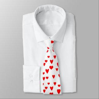 Floating Hearts Neck Tie
