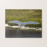 Floating Heron Puzzle