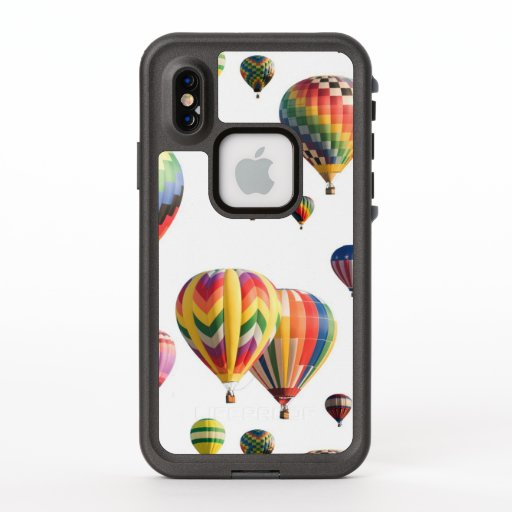 Floating Hot-Air Balloons LifeProof Case
