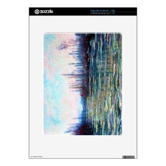 Floating Ice, 1882 Claude Monet iPad Decals