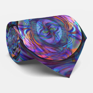 Floating in a Pool of Thought Neck Tie