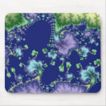 Floating In - Fractal Mousepad