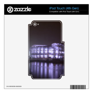 Floating Island Decal For iPod Touch 4G