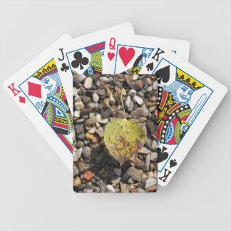 Floating Leaf Deck Of Cards