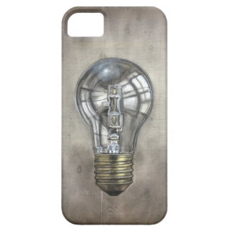 Floating Light Bulb iPhone SE/5/5s Case