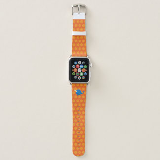 Floating Narwhal - Apple Watch Band
