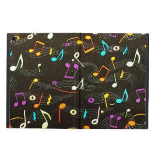 Floating Notes Fabric Print Powis iPad Air 2 Case