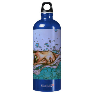 """Floating On By"" Liberty Bottle SIGG Traveler 1.0L Water Bottle"