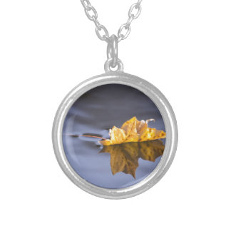 Floating On By Yellow Maple Leaf Custom Jewelry