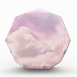 Floating on Fluffy Purple Clouds Award