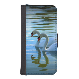 Floating on Glass iPhone SE/5/5s Wallet