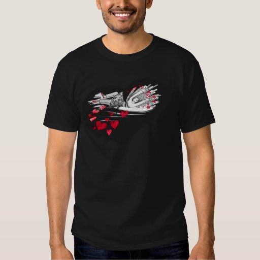 Floating on Love T-shirt