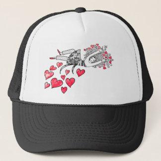 Floating on Love Trucker Hat