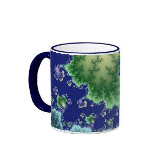 Floating Out - Fractal Mug