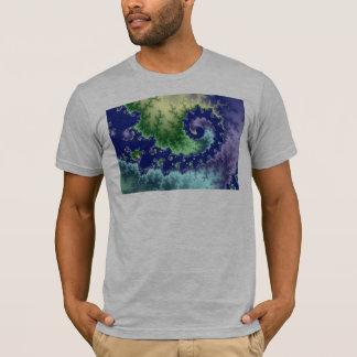 Floating Out - Fractal T-shirt