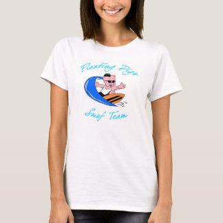 Floating Pigs Surf Team T-Shirt