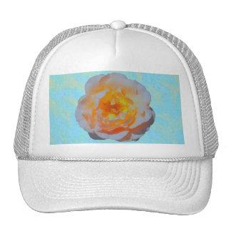 Floating Rose hat