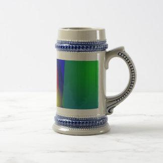 Floating Shapes Coffee Mug