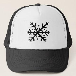 Floating Snowflake - nd Trucker Hat