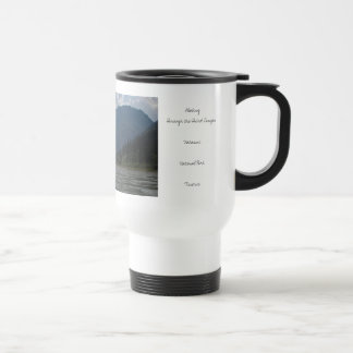 Floating Through Third Canyon Travel Mug