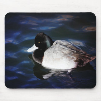 Floating With Sunshine Mouse Pad