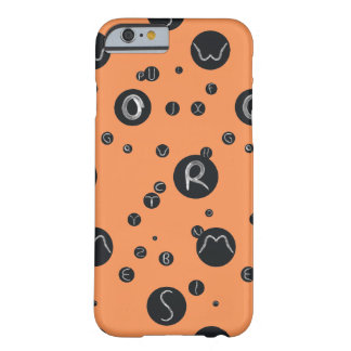 floating worms barely there iPhone 6 case