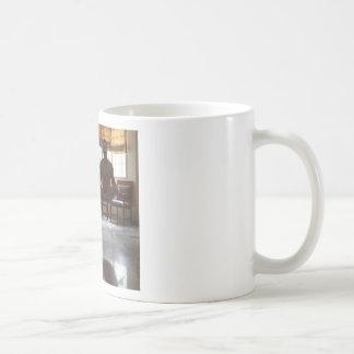 Floating Yogi Coffee Mug