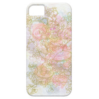 FloatingFlowers - iPhone case by stephanie corfee iPhone 5 Covers