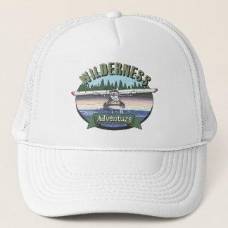 Floatplane Aviation Wilderness Adventure Trucker Hat