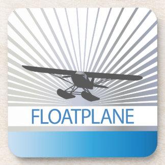 Floatplane Beverage Coaster