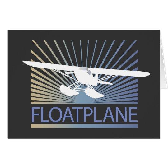 Floatplane Card