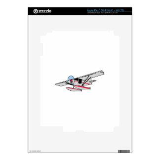Floatplane iPad 3 Decals