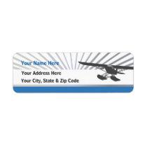 Floatplane Label