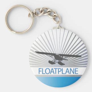 Floatplane Llaveros Personalizados