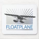 Floatplane Mousepads