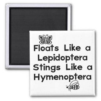 Floats Lepidoptera Magnet