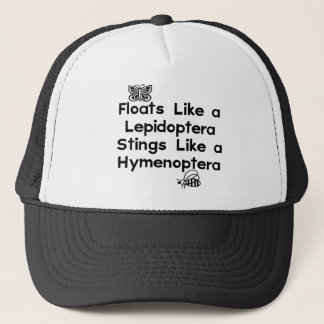 Floats Lepidoptera Trucker Hat