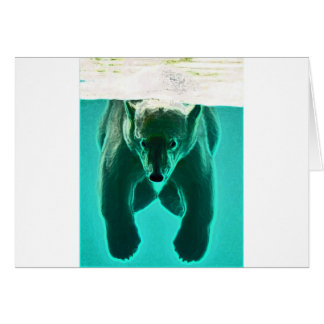 Floaty Beart Greeting Cards