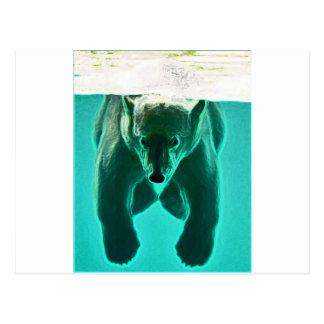 Floaty Beart Postcards