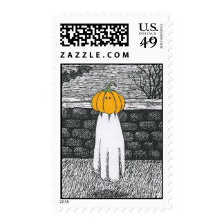 Floaty Ghost Stamp