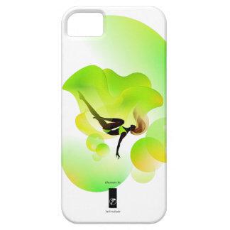 floaty green fresh iPhone SE/5/5s case