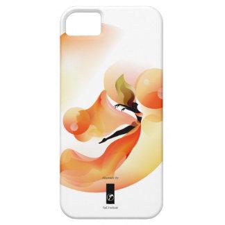 floaty orange wing iPhone SE/5/5s case