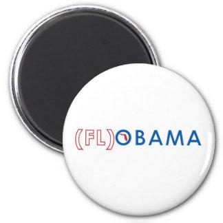 FlObama_3 Magnet