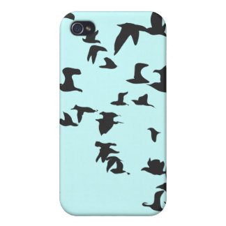 Flock of Birds iPhone 4/4S Cover