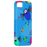 Flock of Birds iPhone 5 Cases
