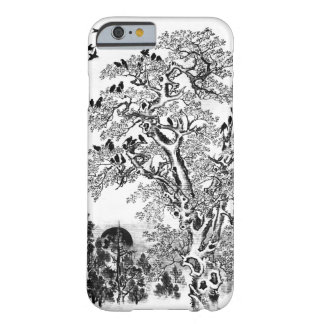 Flock of Crows at Dawn Barely There iPhone 6 Case