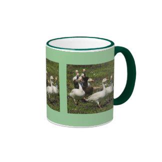 Flock of Ducks Mug