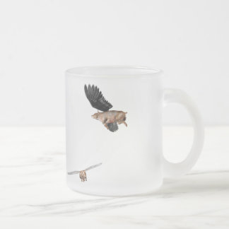 Flock of Pigs Frosted Mug